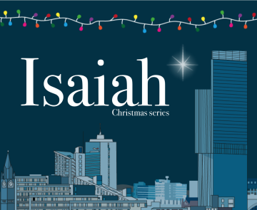As it is written... Christmas in Isaiah